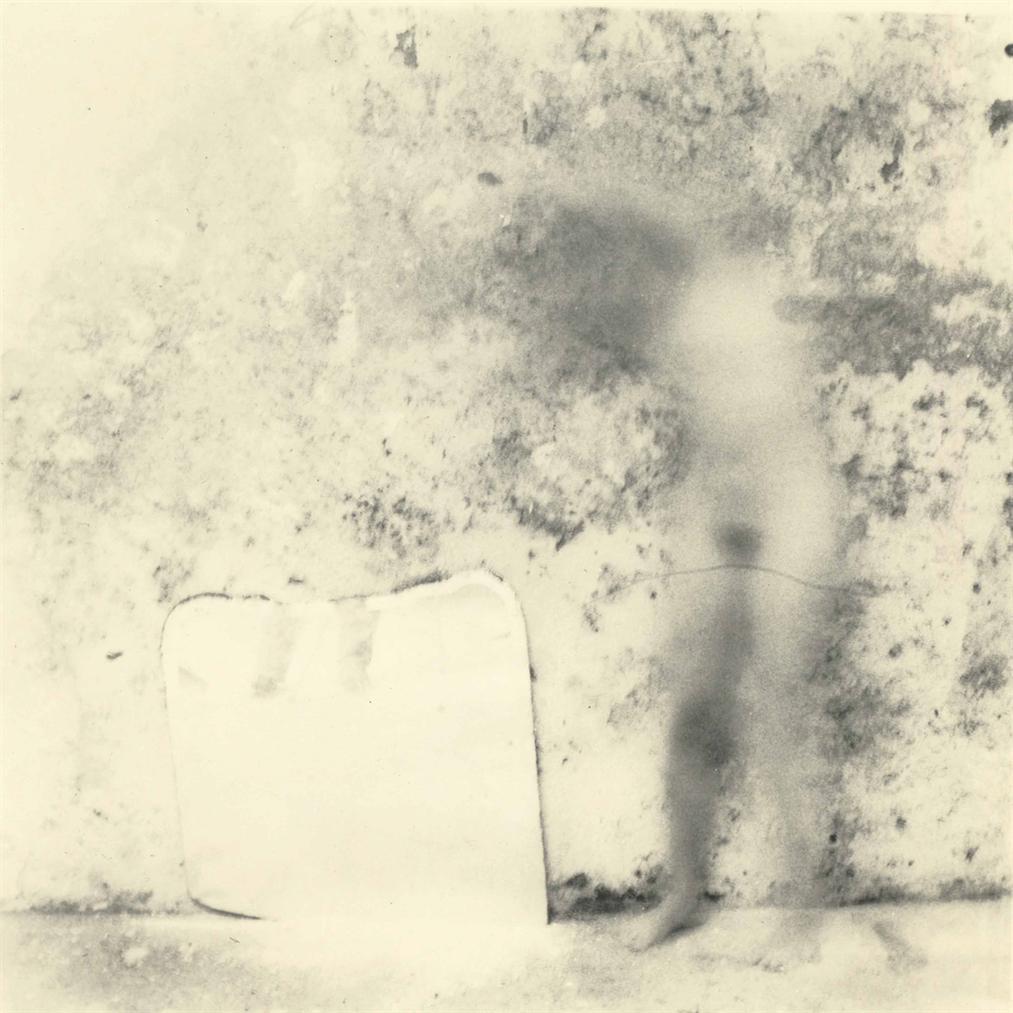 Francesca Woodman-Self-Deceit #7, Rome-1978