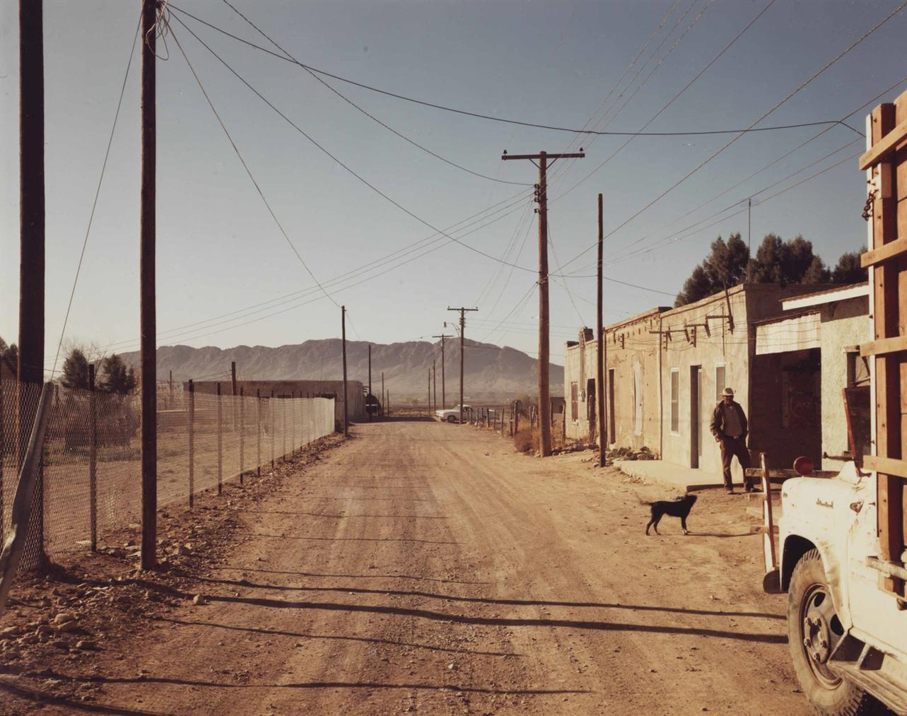 Stephen Shore-Presidio, Texas, February 21, 1975-1975