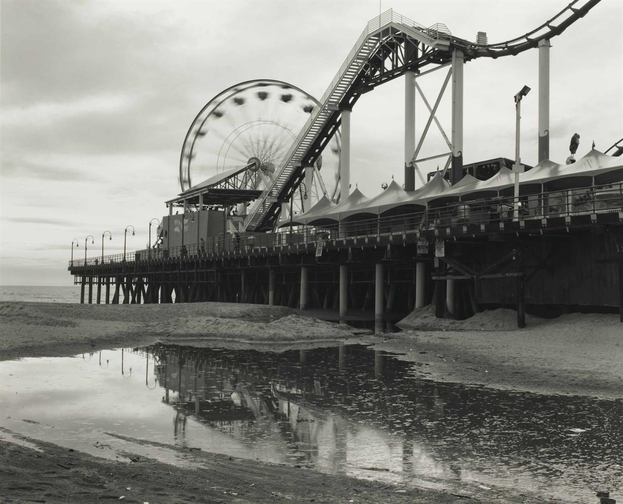 James Welling-Ferris Wheel, Los Angeles-2003