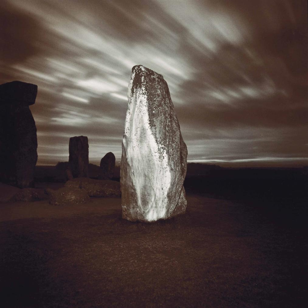 Richard Misrach-Stonehenge #4-1976