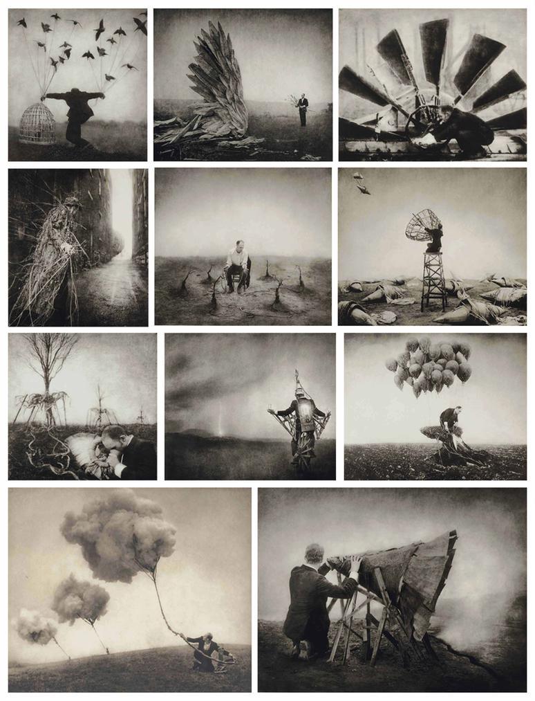 Robert ParkeHarrison-Listening To The Earth-