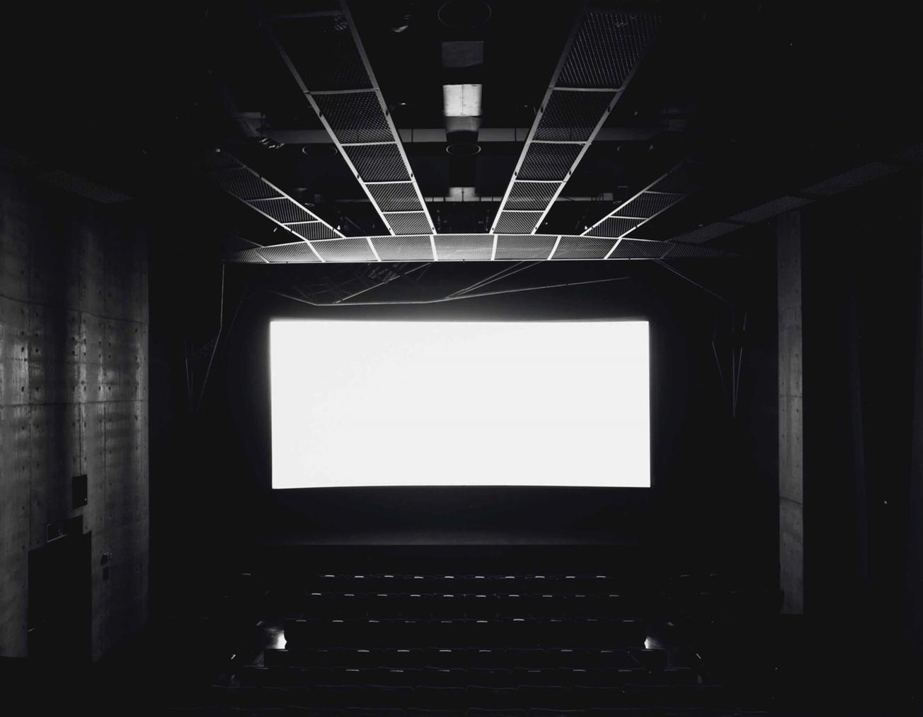 Hiroshi Sugimoto-Cinema Rise, Tokyo-1996