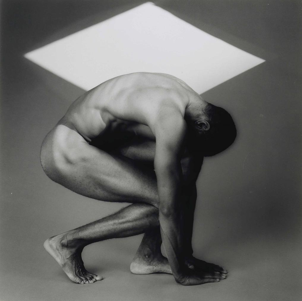 Robert Mapplethorpe-Thomas-1987