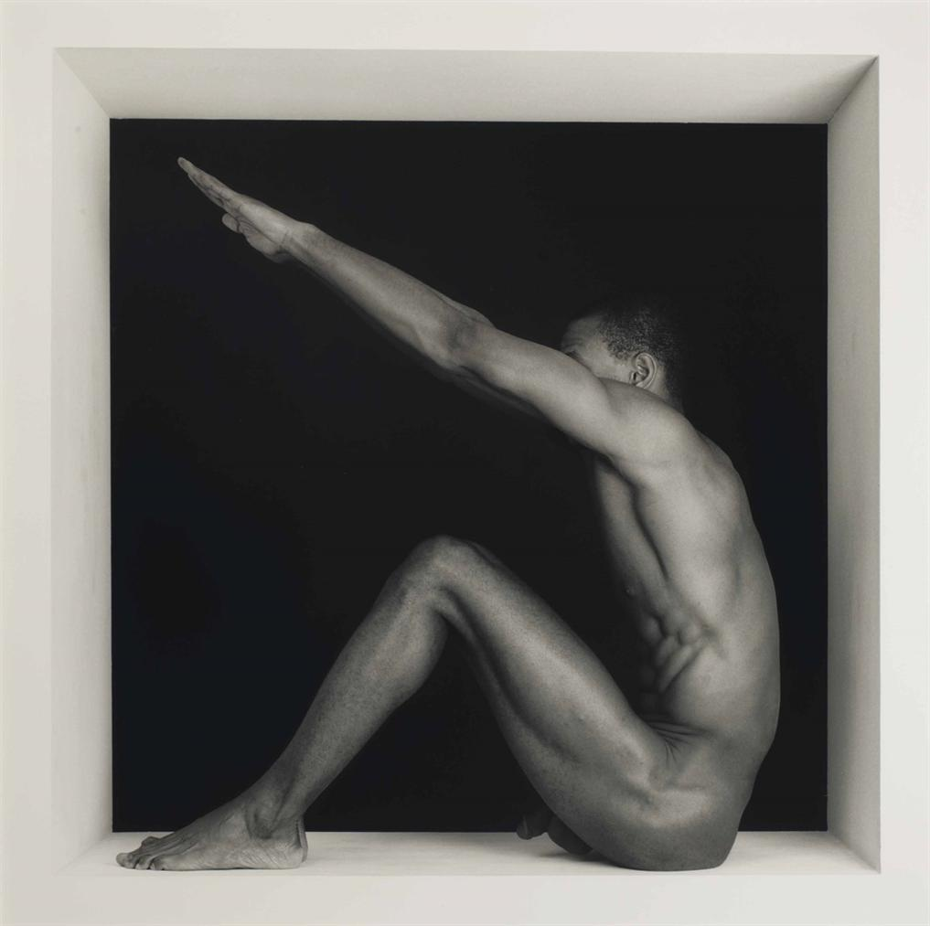 Robert Mapplethorpe-Thomas-1986