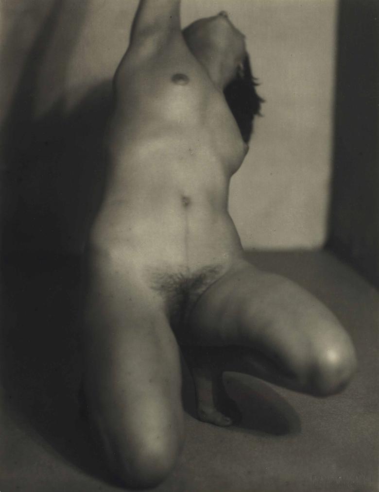 Frantisek Drtikol-Untitled (Nude)-1928