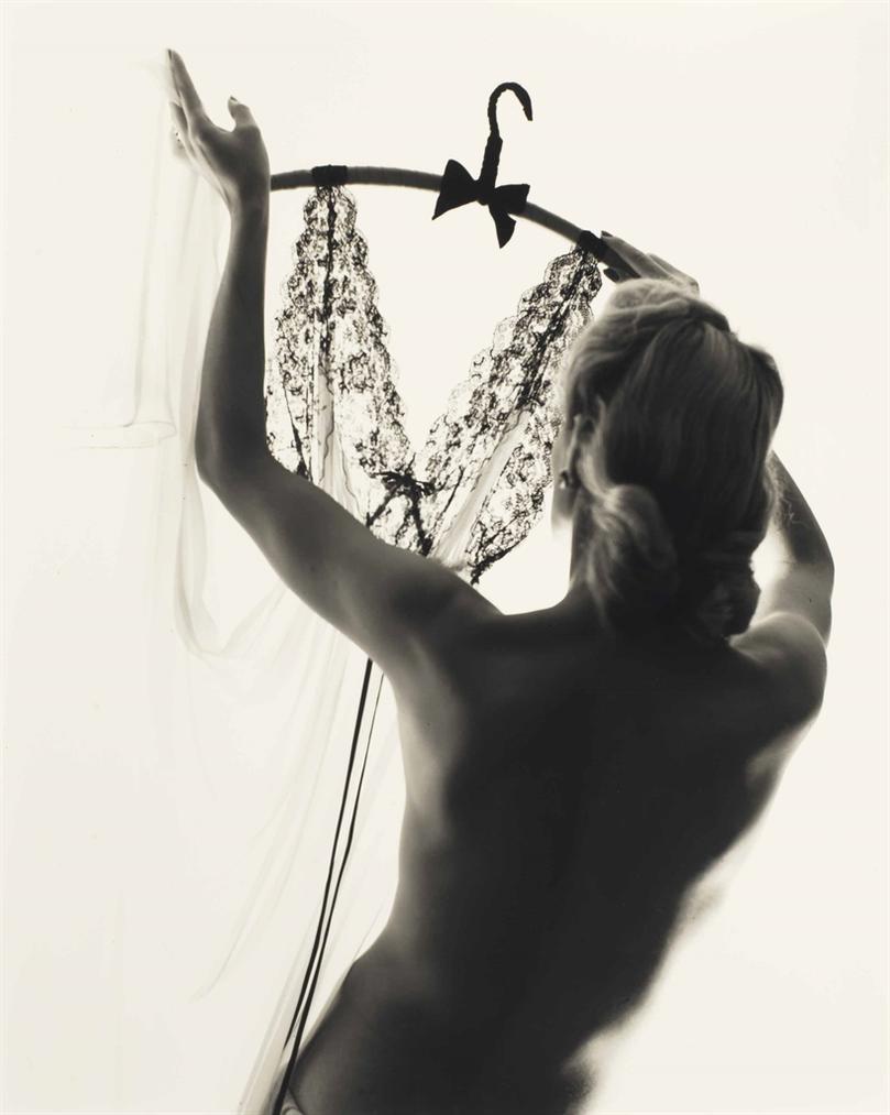 Fernand Fonssagrives-The Coat Hanger, Bergdorf Goodman-1940
