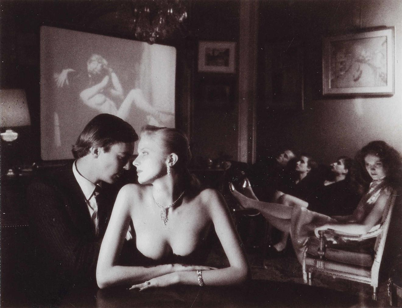 Helmut Newton-Fashion Study-1979