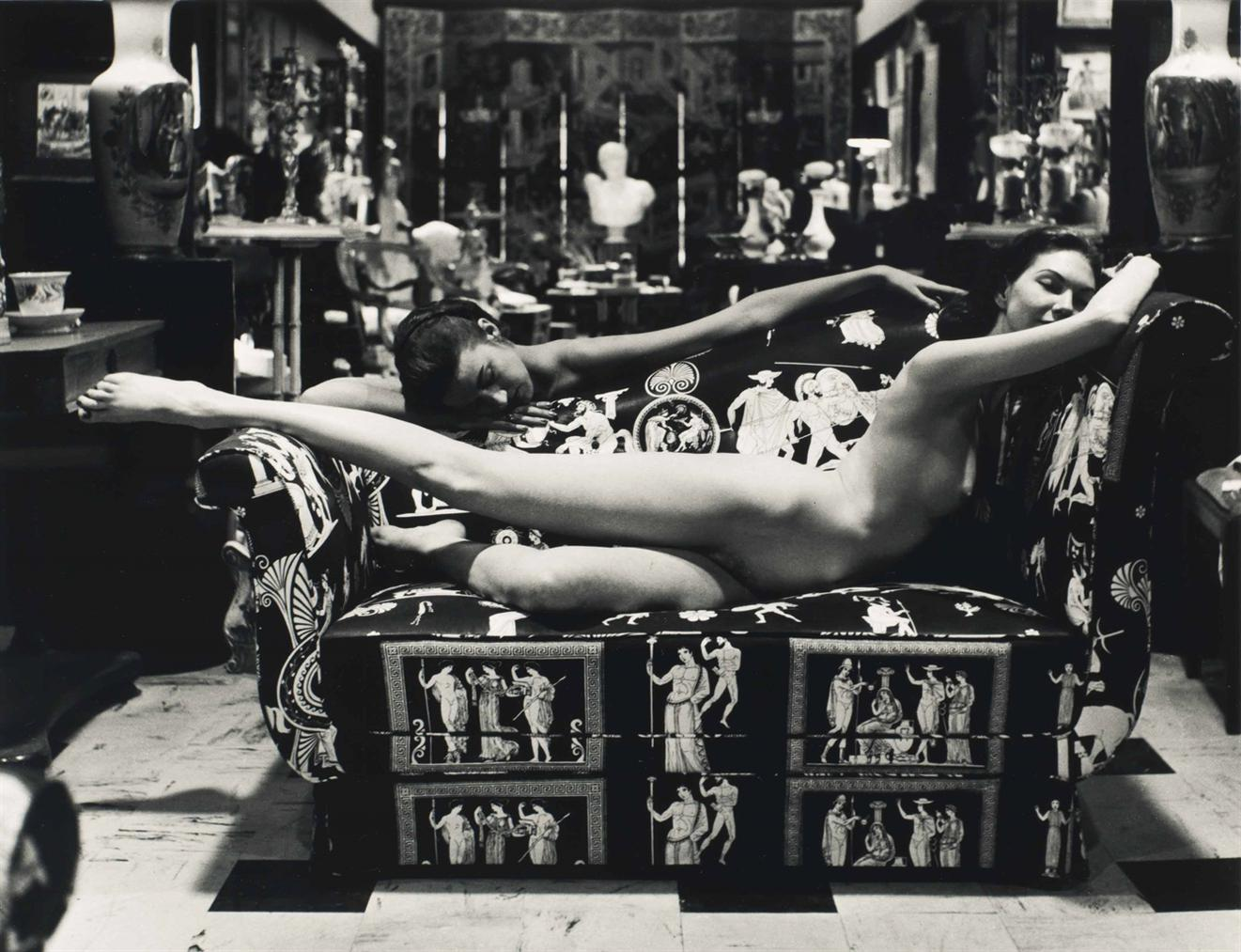 Fernand Fonssagrives-Chez Mortimer-1940