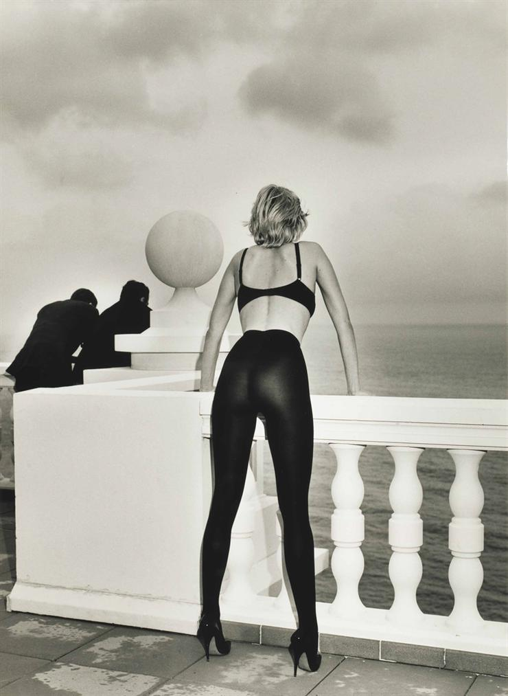Helmut Newton-Wolford Publicity, Monte Carlo-1995
