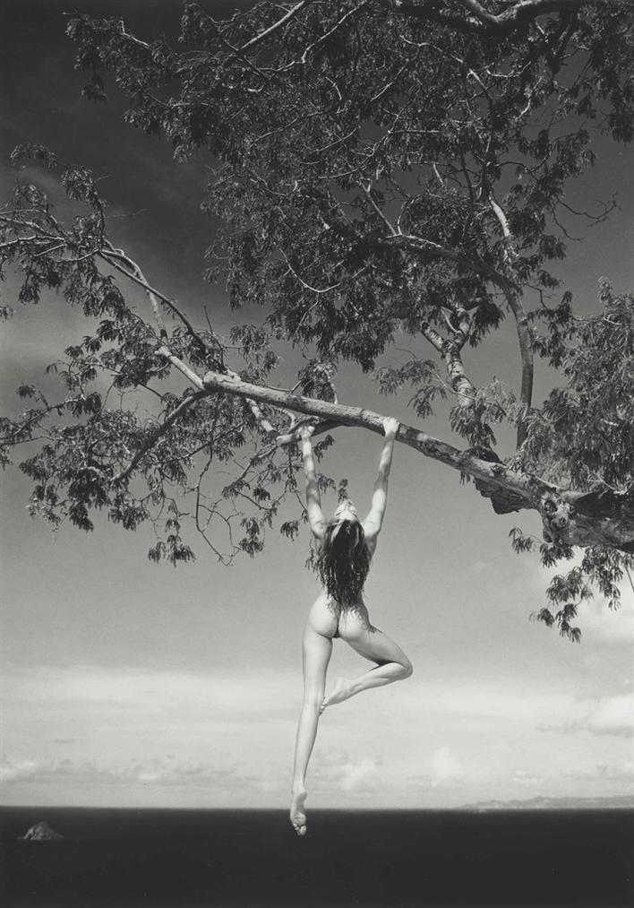Patrick Demarchelier-Nude, St. Barthelemy, West Indies-1989