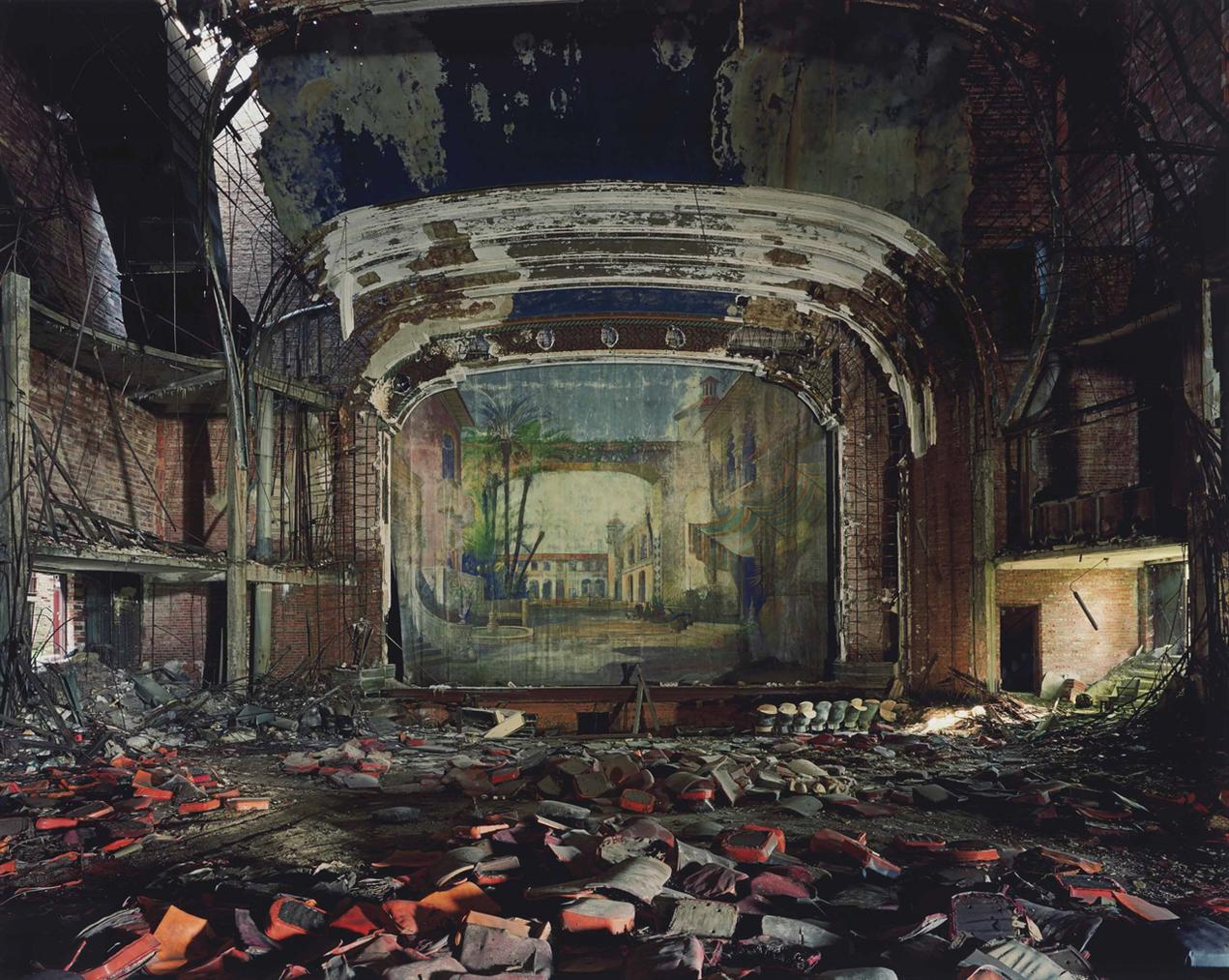 Andrew Moore-Palace Theater, Gary, Indiana-2008