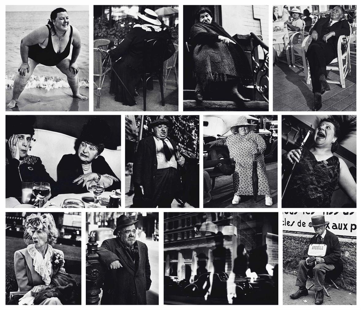 Lisette Model-Lisette Model: Twelve Photographs-