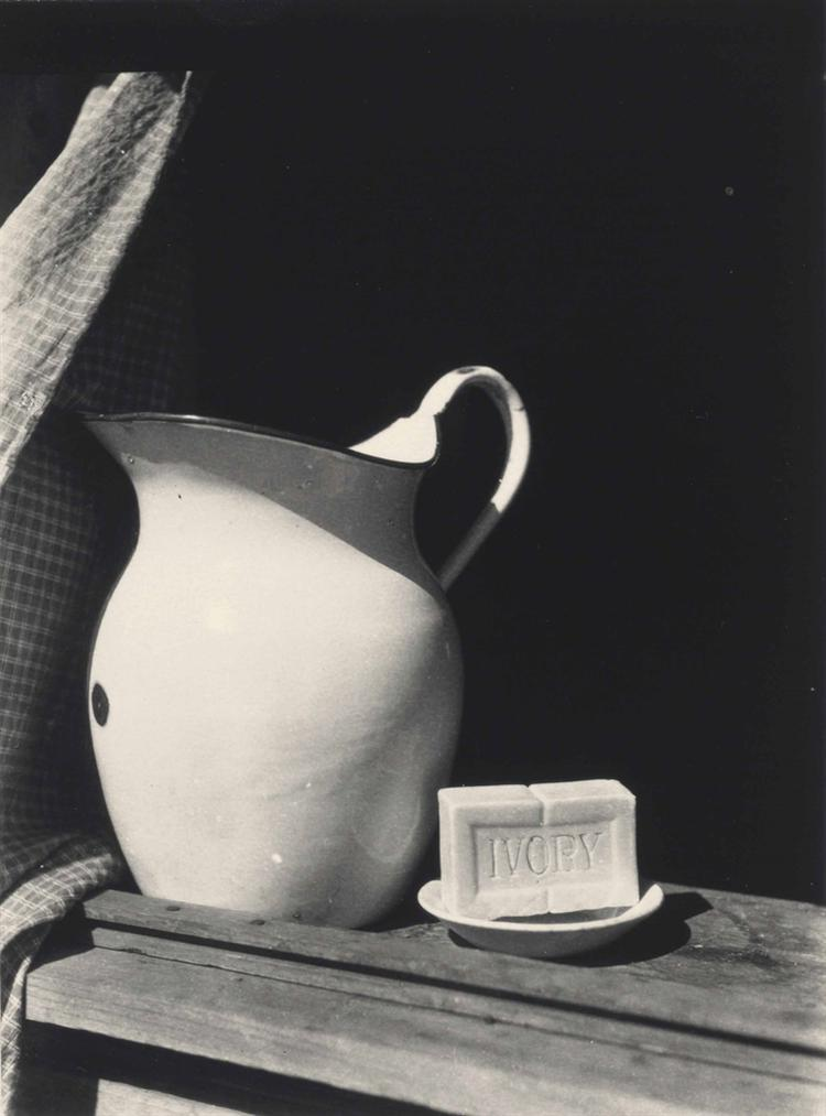 Consuelo Kanaga-Pitcher And Soap-1925