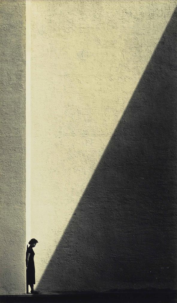 Fan Ho-Approaching Shadow-1954