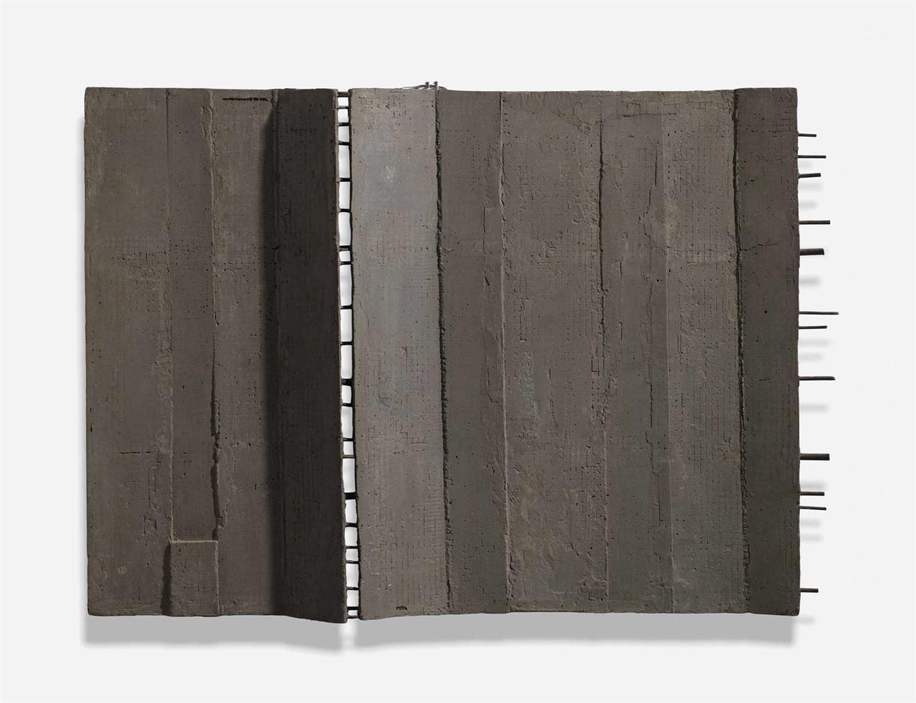 Giuseppe Uncini-Cementarmato-1961
