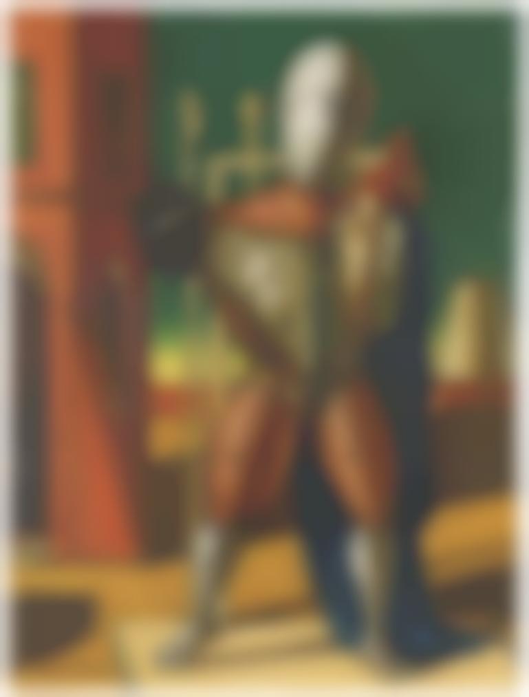 Giorgio de Chirico-Trovatore-
