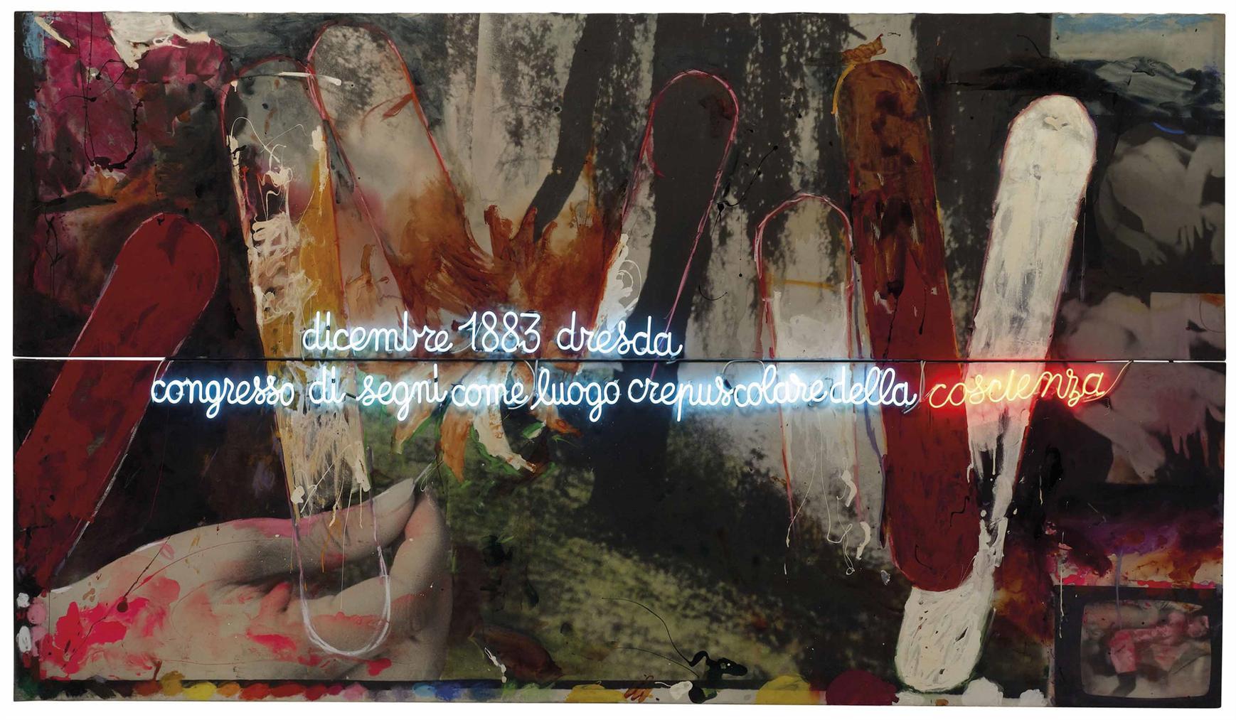 Mario Schifano-Da Freud Al Mandrax: Ultimo Congresso 1972-1972