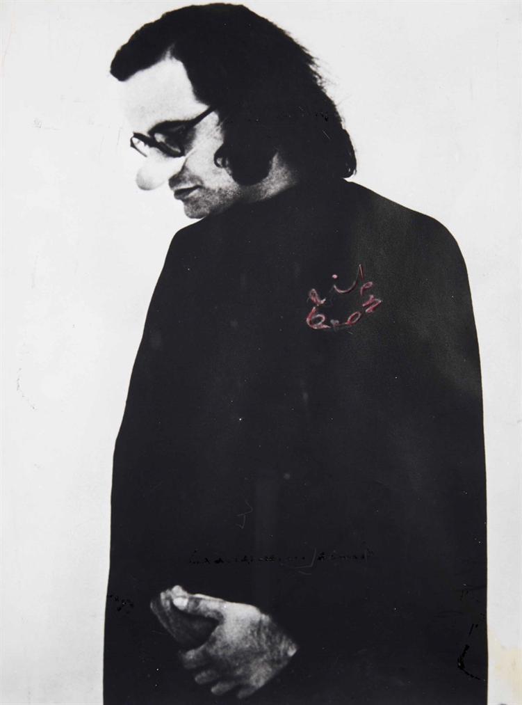 Emilio Prini-Senza Titolo-1968