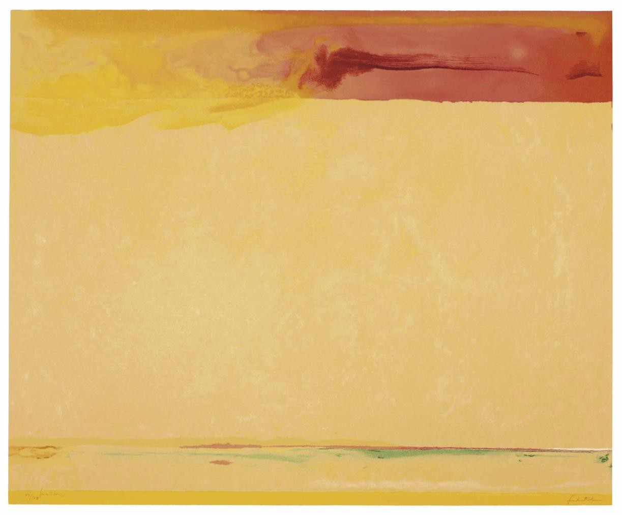 Helen Frankenthaler-Southern Exposure-2005