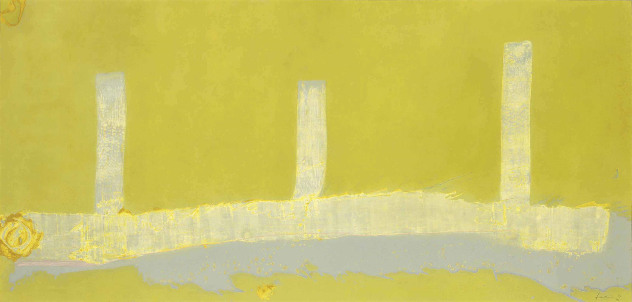 Helen Frankenthaler-Hermes-1989