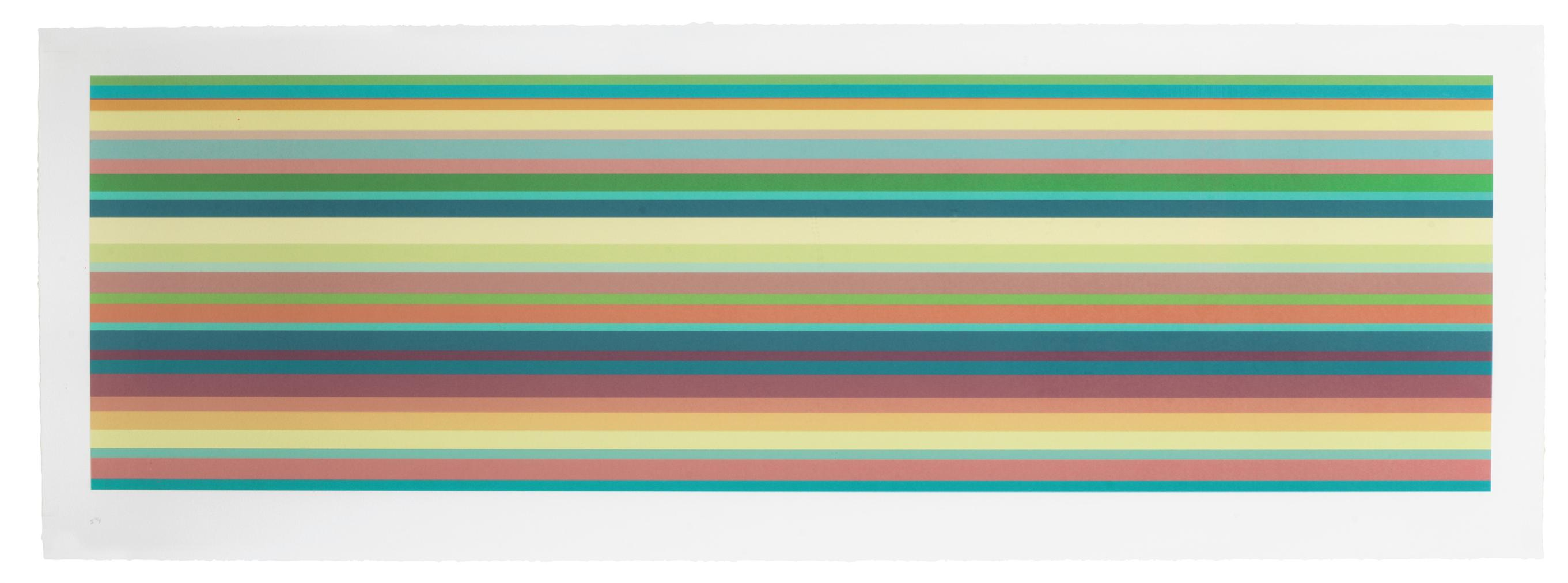 Kenneth Noland-Quartet I-IV-2001