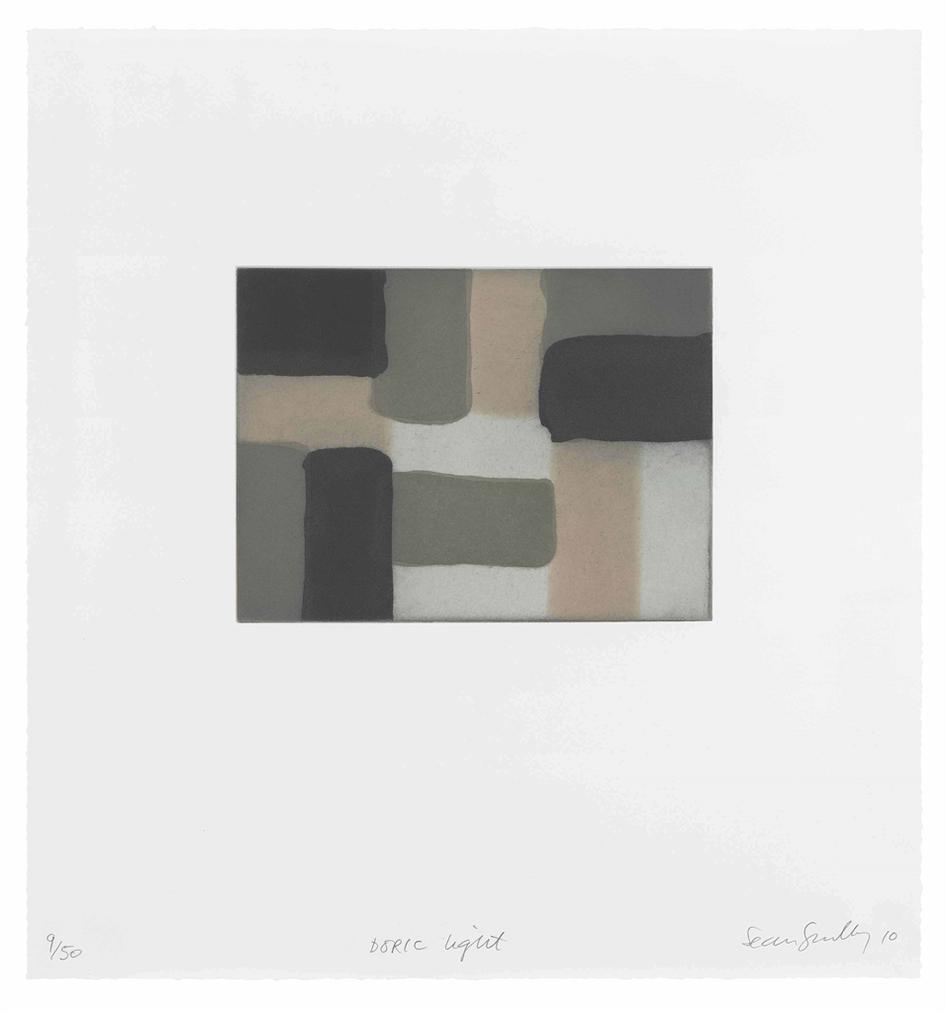 Sean Scully-Doric Light-2010