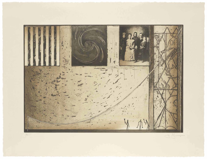 Jasper Johns-Untitled-2001