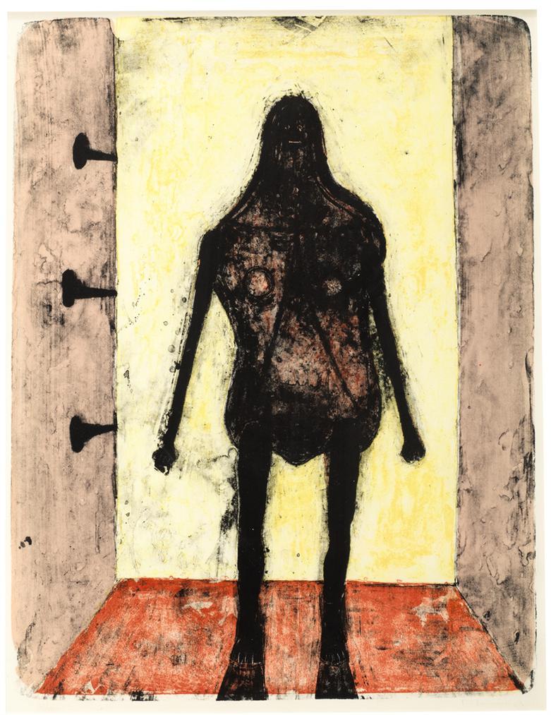 Rufino Tamayo-Mujeres: 16 Plates-1969