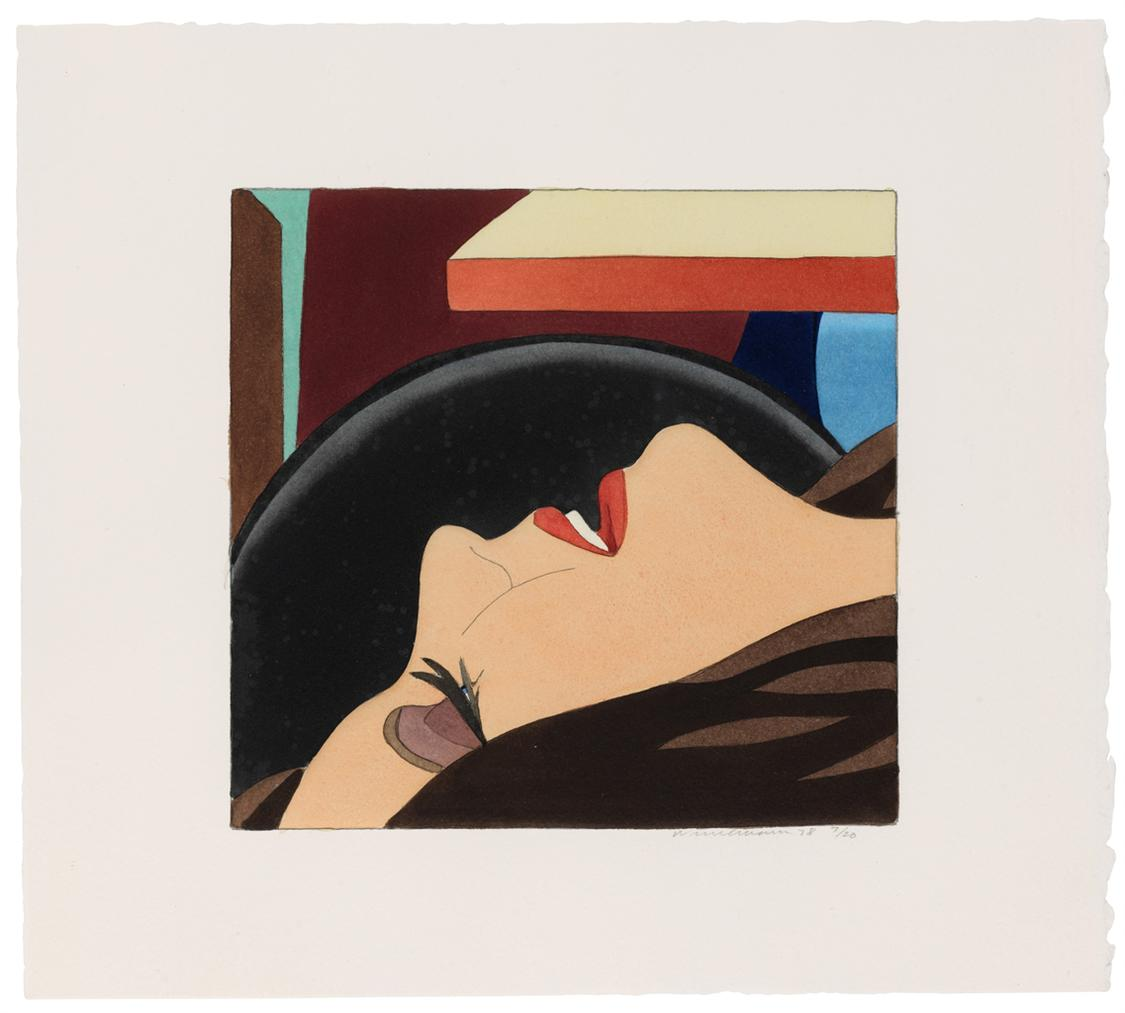 Tom Wesselmann-Bedroom Portfolio-1978