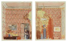 Edouard Vuillard-Paysages Et Interieurs-1899