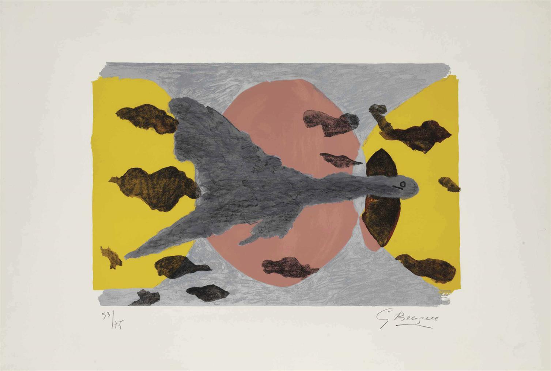 Georges Braque-Equinoxe-1962