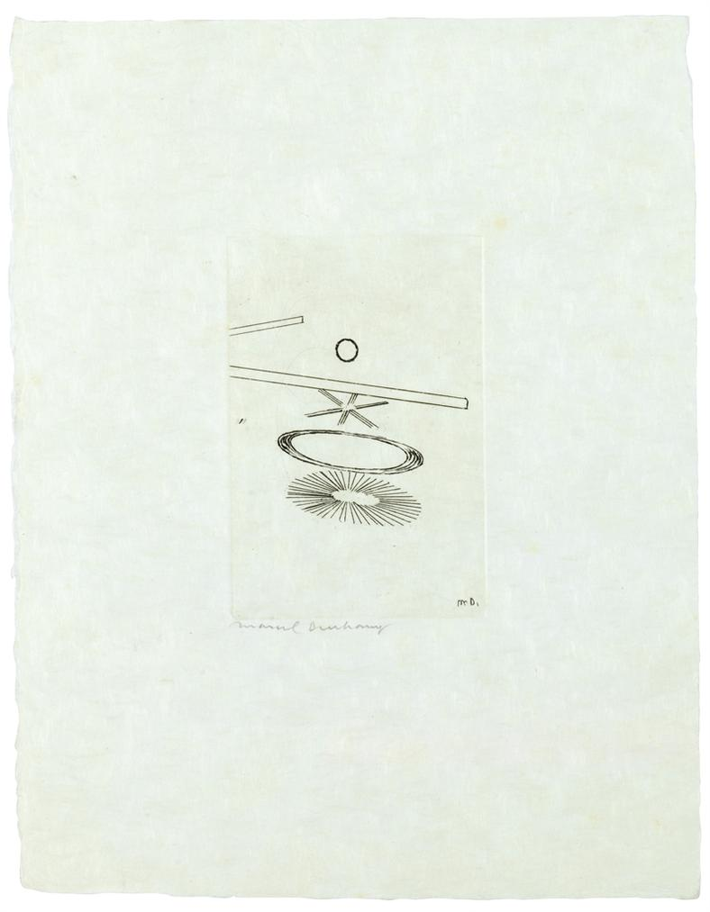 Marcel Duchamp-The Large Glass And Related Works, Vol. 1: Two Plates-1965
