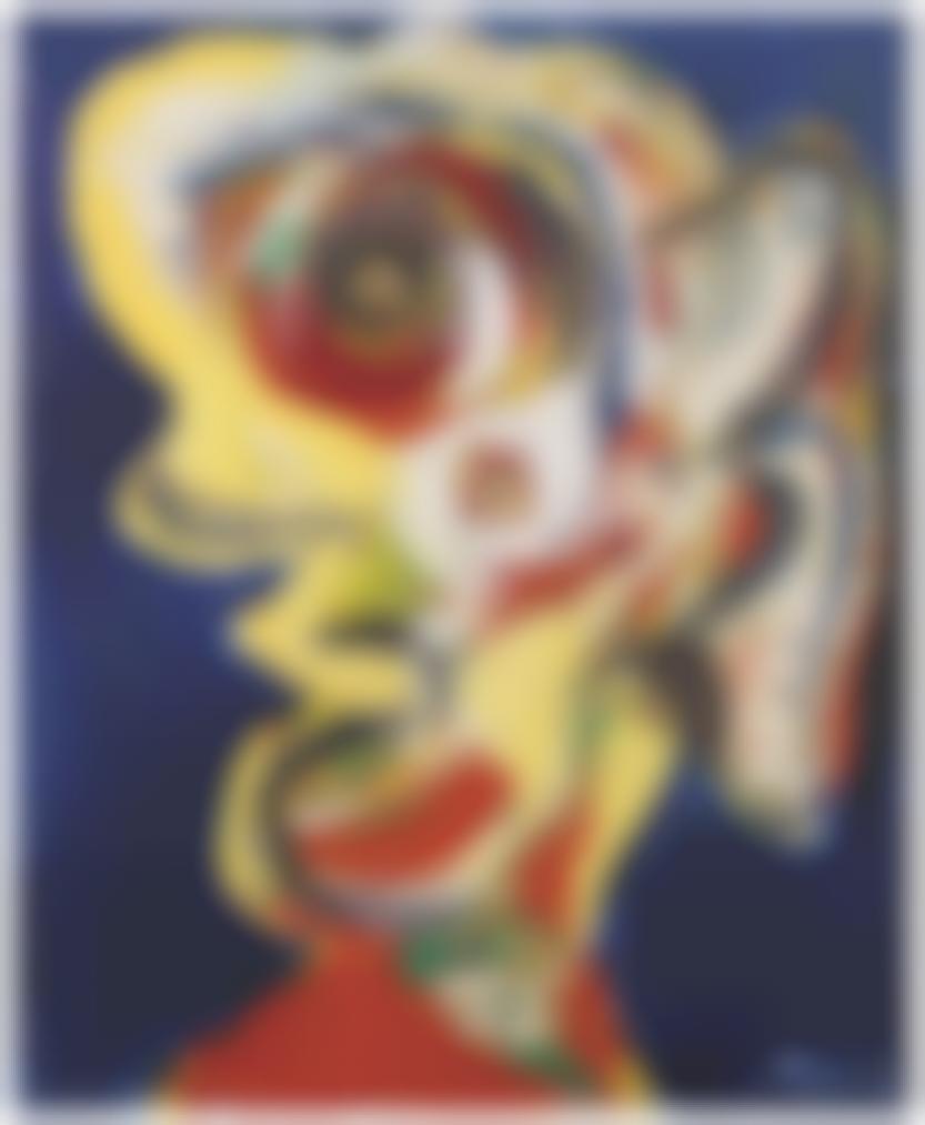 Karel Appel-Untitled-1964