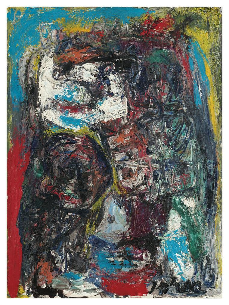Asger Jorn-Nitchevo-1962