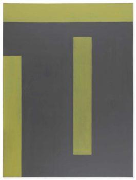 Helmut Federle-Untitled-1982
