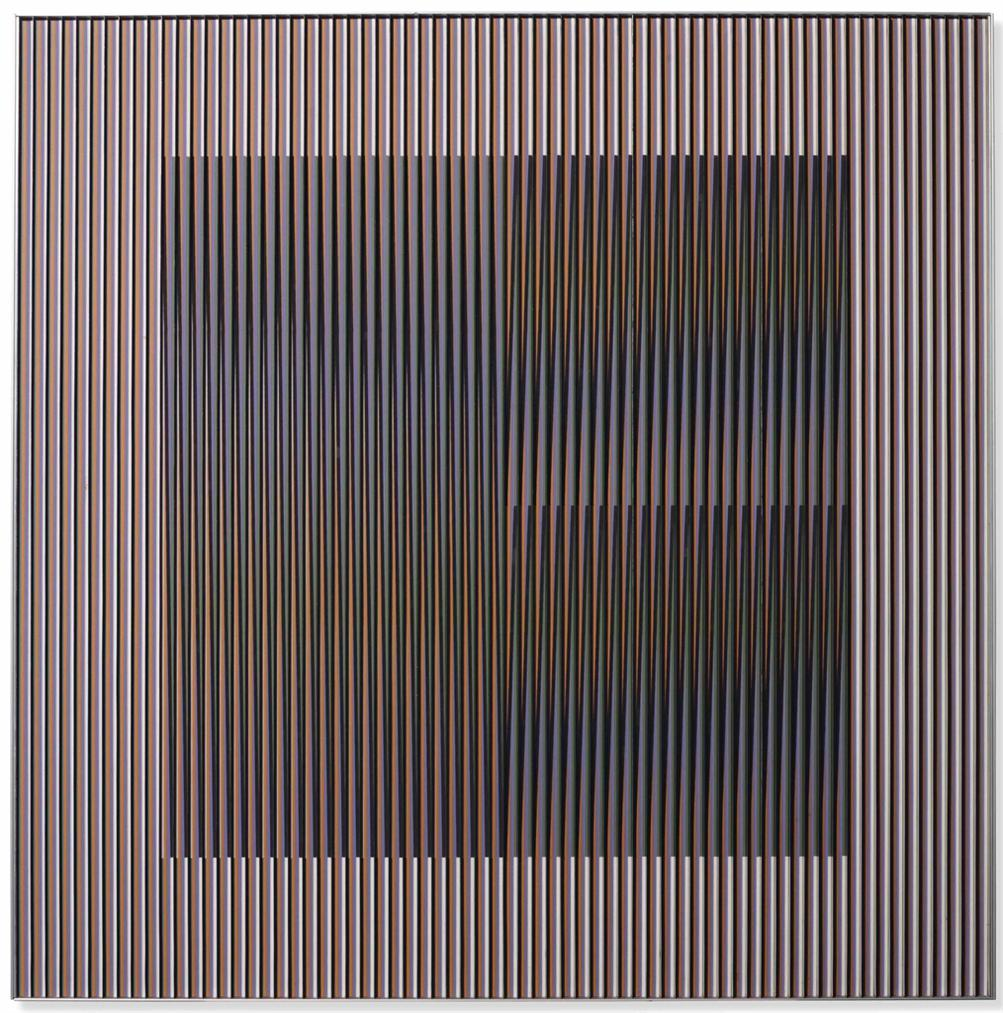Carlos Cruz-Diez-Physichromie No. 1124-1978