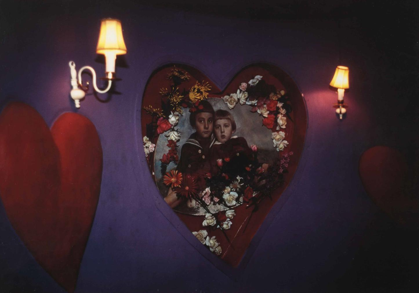 Nan Goldin-Bathroom, Hafen Bar, Berlin-1992