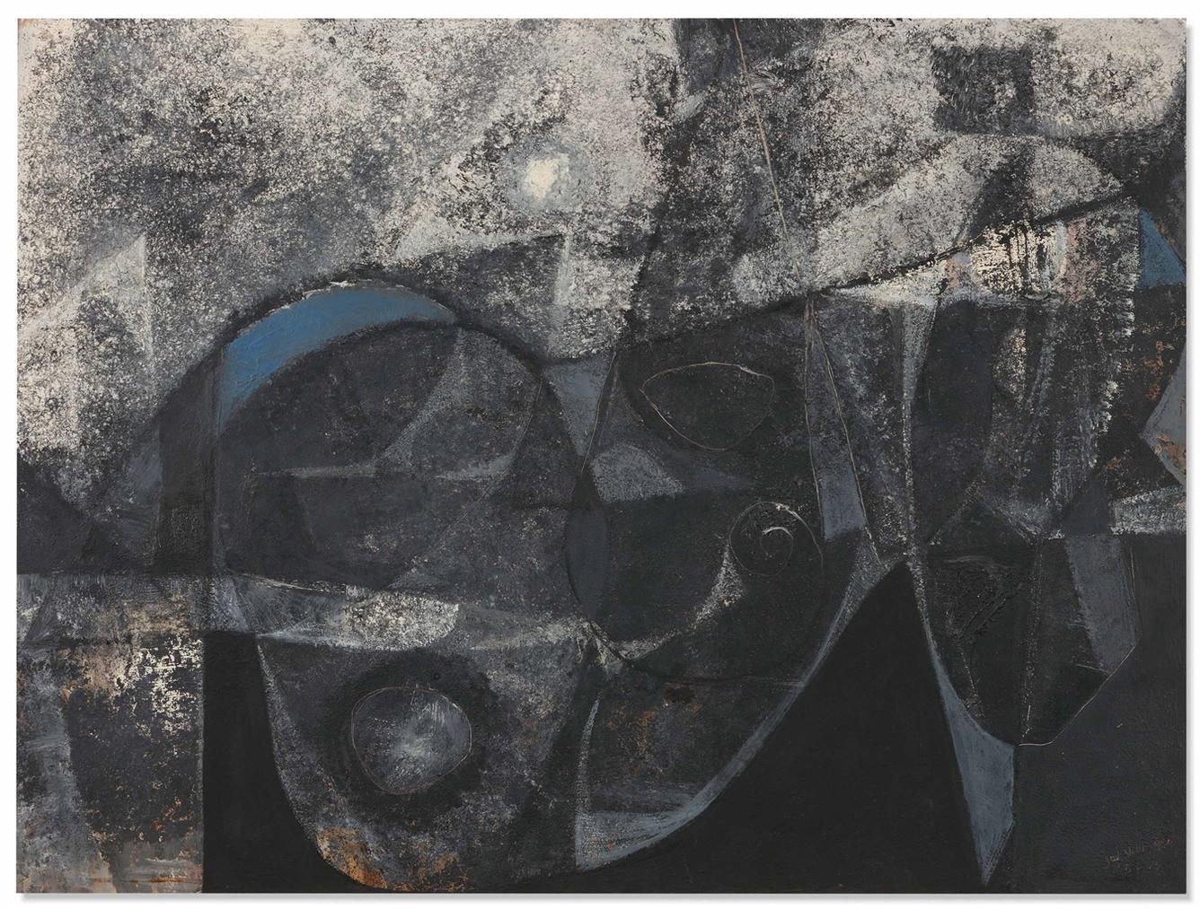 Jef Verheyen-Untitled-1957