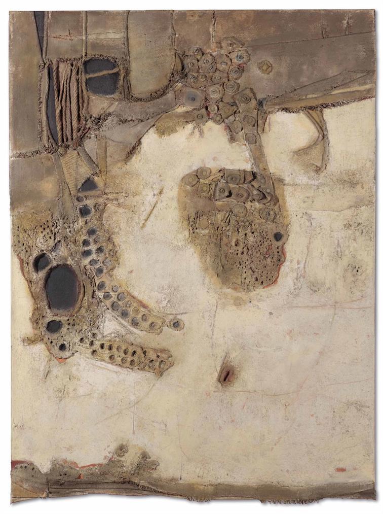 Jaap Wagemaker-Mur Vivant (Living Wall)-1959