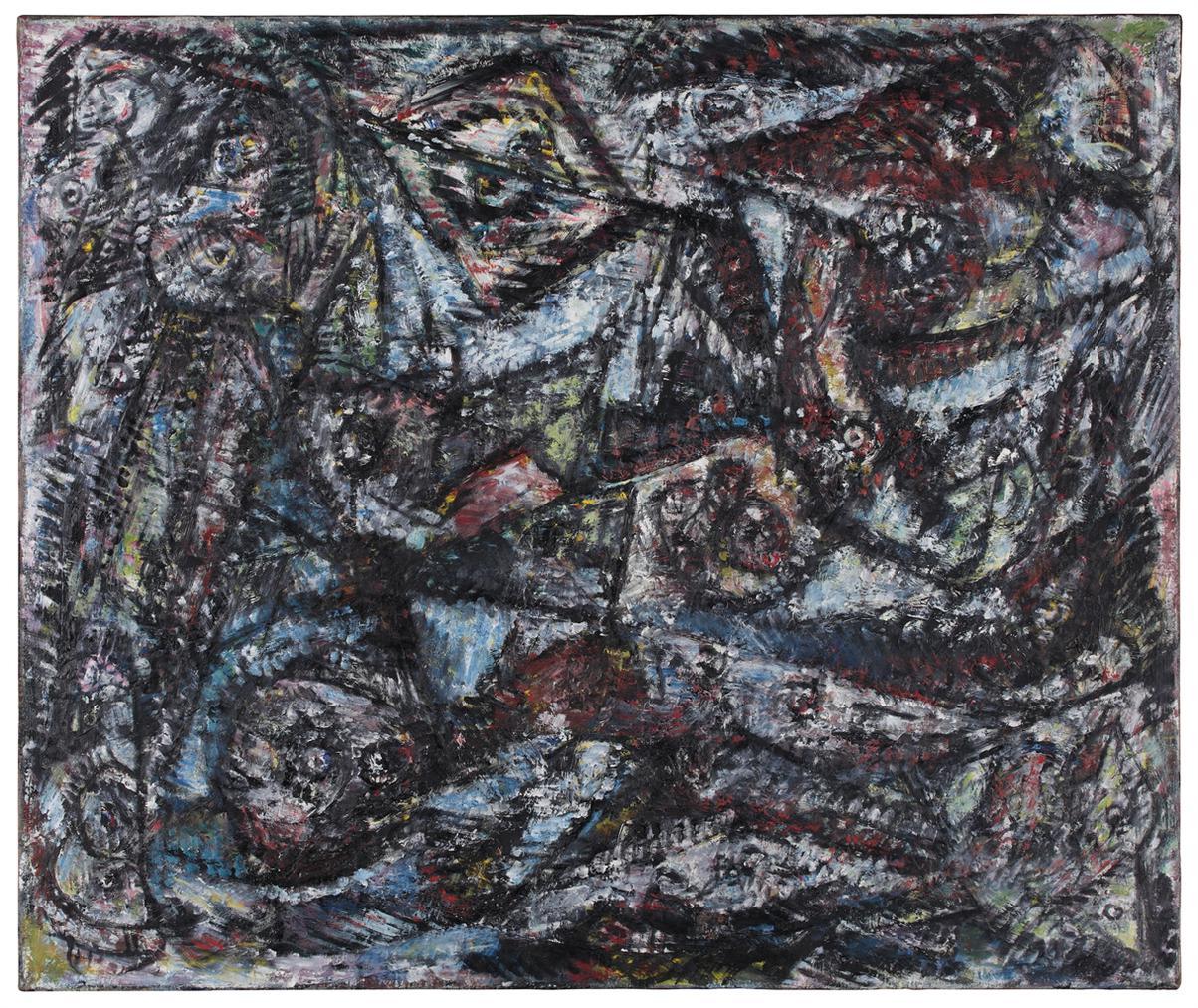 Theo Wolvecamp-Schuw Beest (Shy Animal)-1974