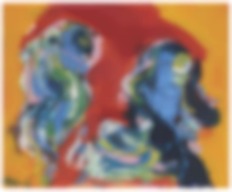 Karel Appel-Lets Face It-1964
