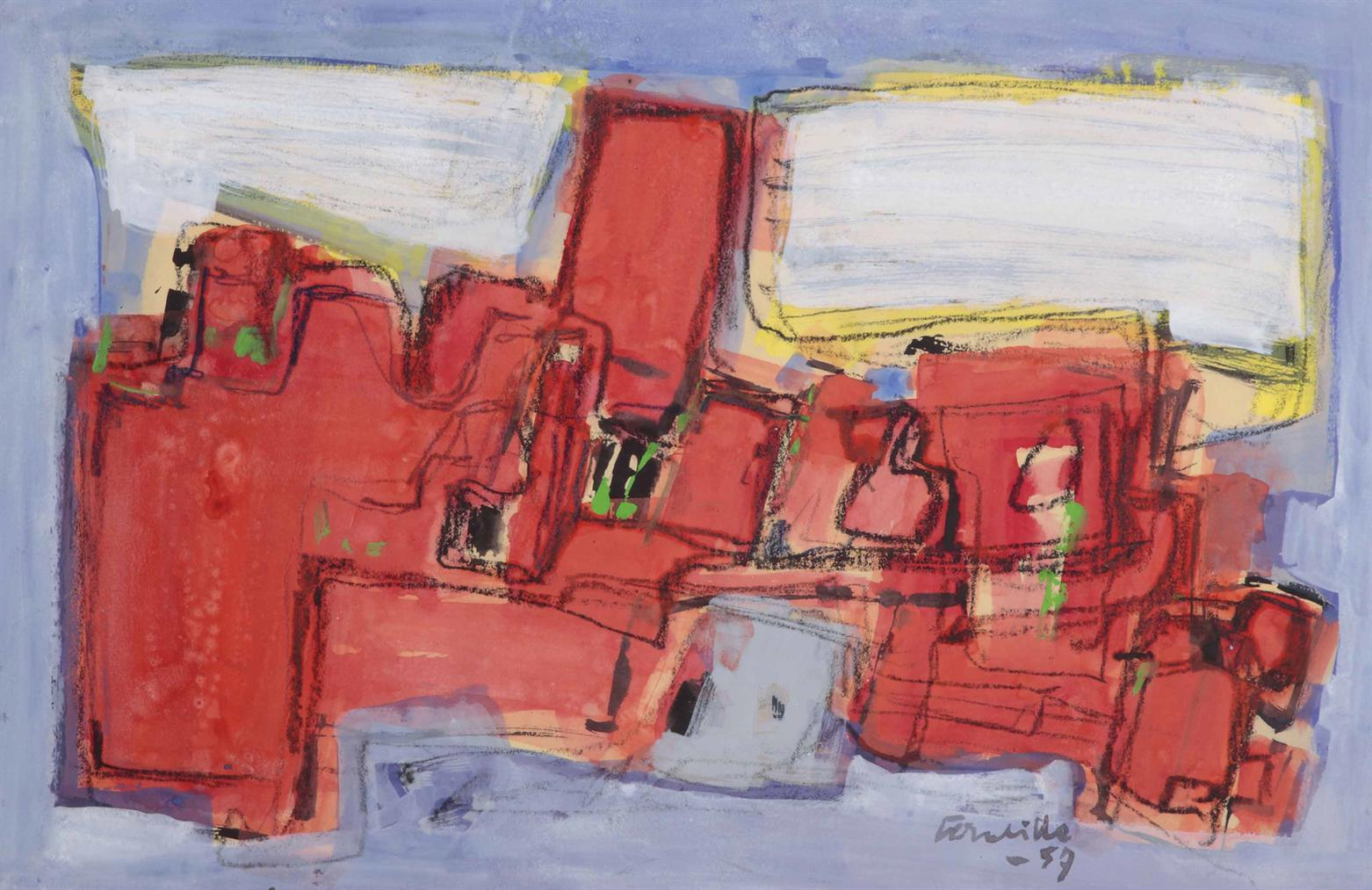 Corneille-Untitled-1957