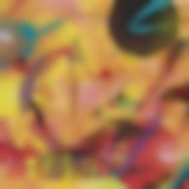 Rammellzee-Cycdoome E.Pimp Handled-1989