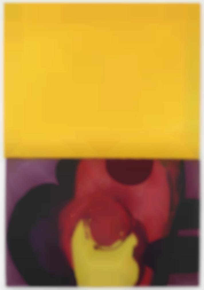 Luis Feito-Untitled-1966