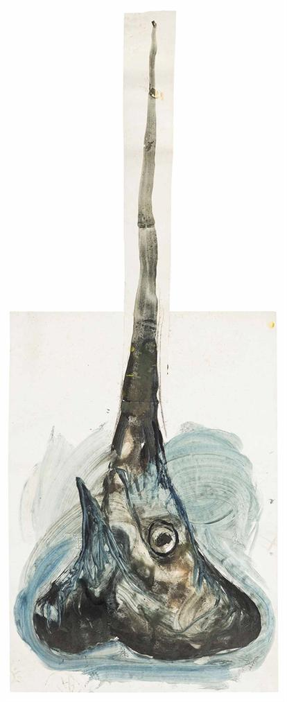 Miquel Barcelo-Untitled-1998