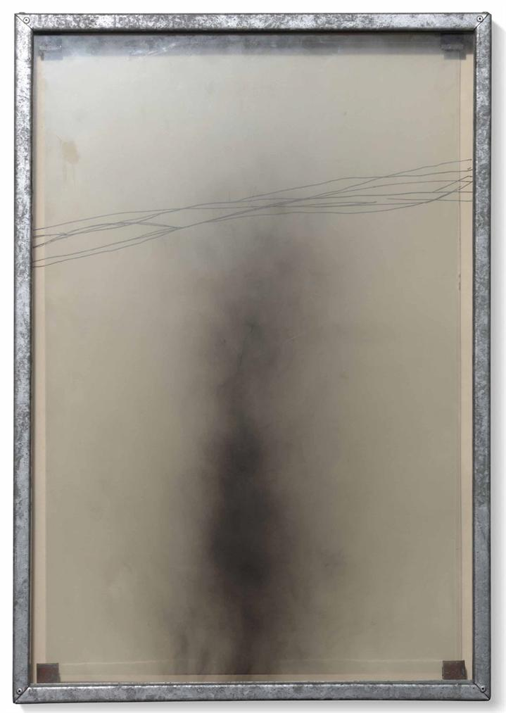 Jannis Kounellis-Untitled-1990