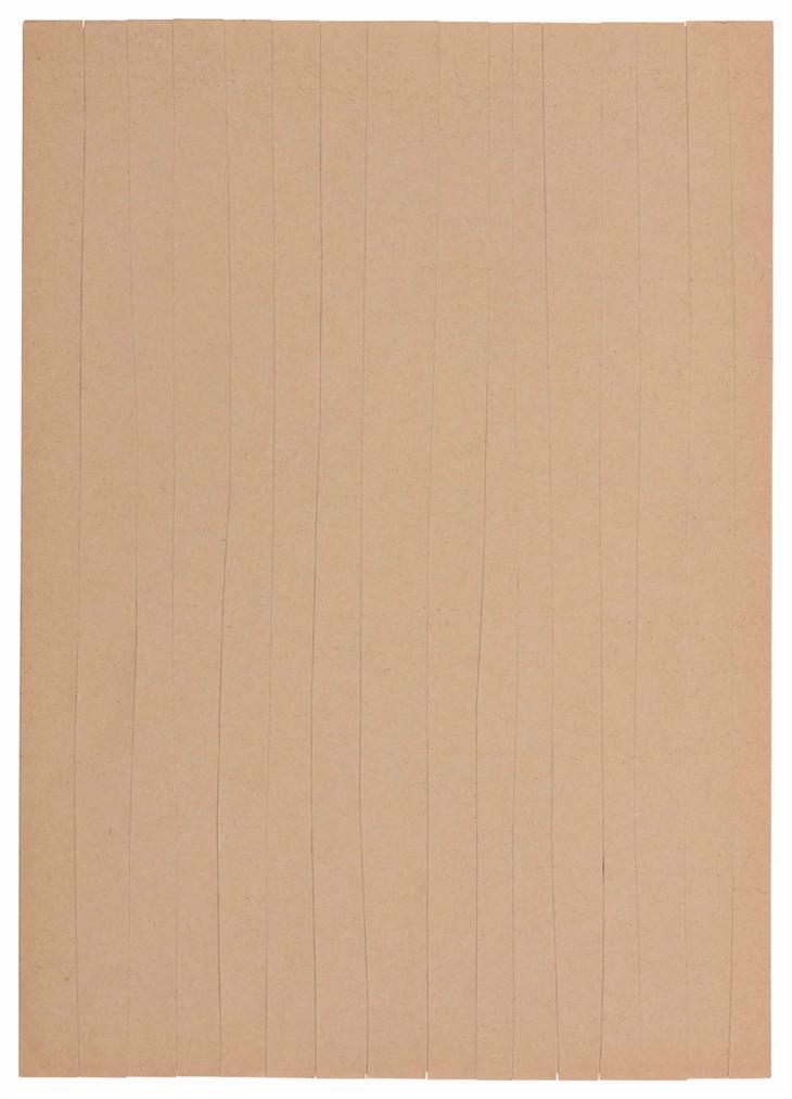 Herman De Vries-Untitled (Homogene Structuur) (Homogenous Structure)-1961