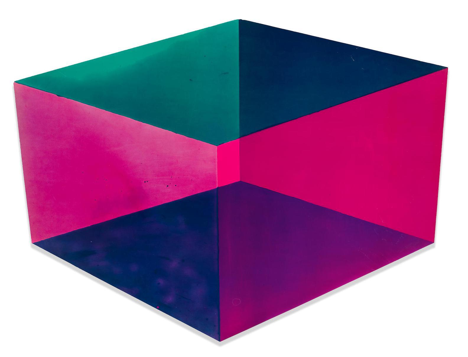 Ron Davis-Cube II (G. 268)-1971