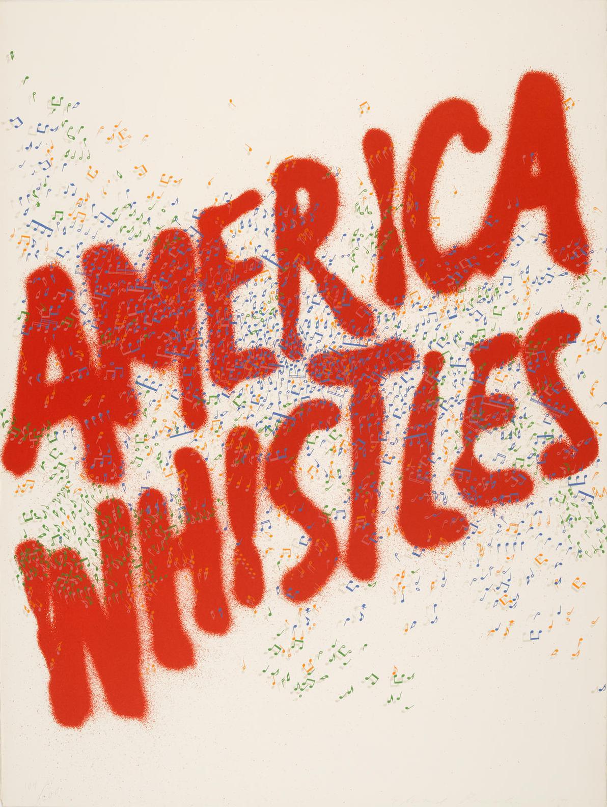 Portfolio - America: The Third Century-1976
