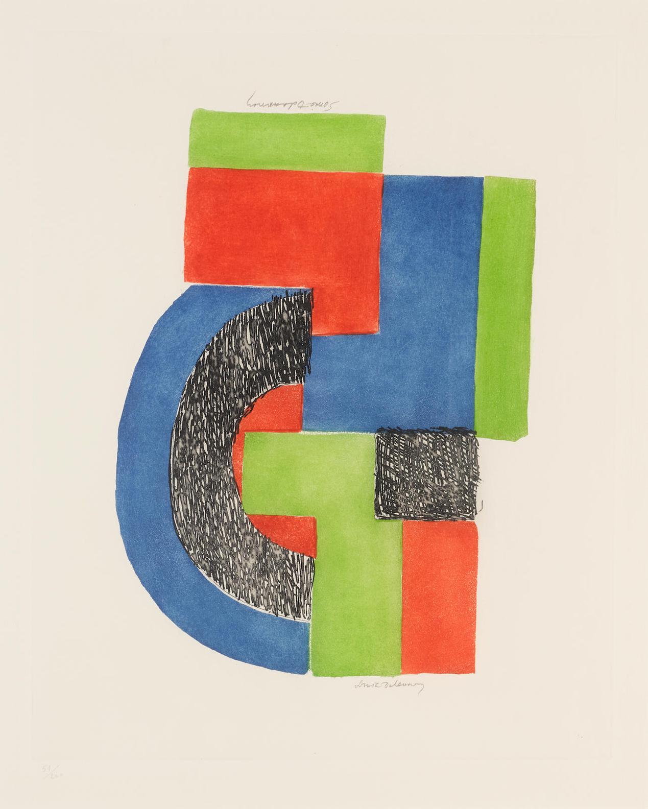 Sonia Delaunay-Totem-1970